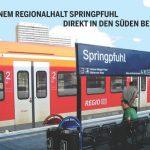BündnisGrüne für Regionalhalt am S Springpfuhl und gegen Ortsumfahrung Ahrensfelde