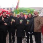 Equal-Pay Day 2013: Frauen verdienen mehr – Aktionstag für Entgeltgleichheit