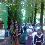 Bündnisgrüne auf dem 20. Umweltfest dabei