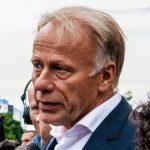 Jürgen Trittin in Marzahn-Hellersdorf
