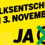 Am 3. November Vattenfall den Stecker ziehen!