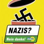 feige Aktion gegen die bündnisgrüne Geschäftsstelle Marzahn-Hellersdorf