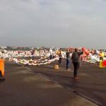 Plastiktüten Weltrekord