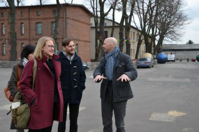 Bezirkstag Marzahn-Hellersdorf – Peter Kenzelmann erklärt seine Pläne für die Alte Börse