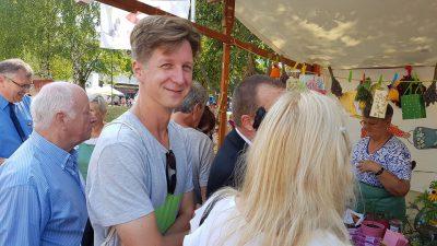 Daniel Wesener, unser Landesvorsitzender