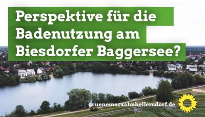 Badenutzung Biesdorfer See