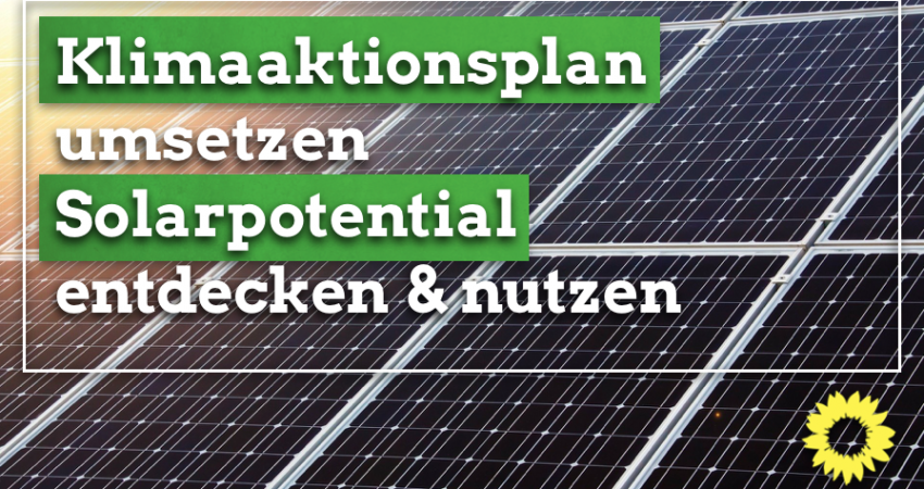 Solarpotential entdecken & umsetzen