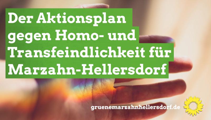 Aktionsplan Homo- & Transphobie