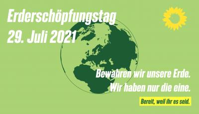 Erderschöpfungstag 2021