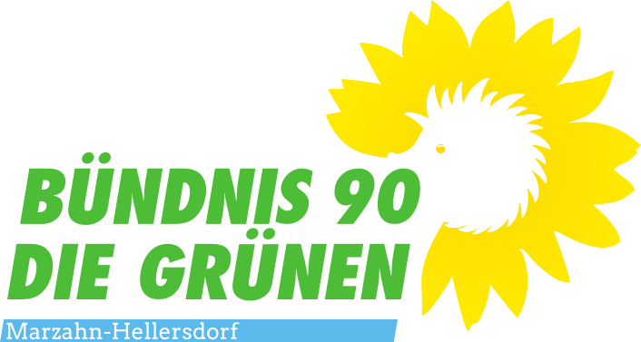 Kreisverband Bündnis 90/Die Grünen Marzahn-Hellersdorf Logo